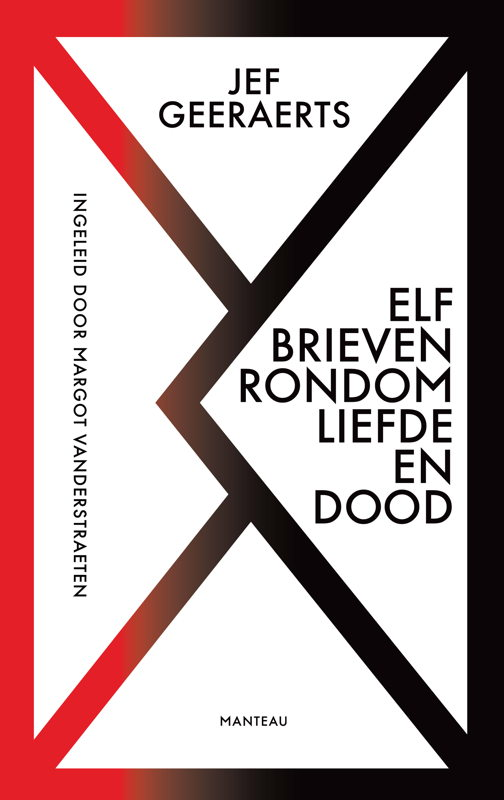 Cover 'Elf brieven rondom liefde en dood'