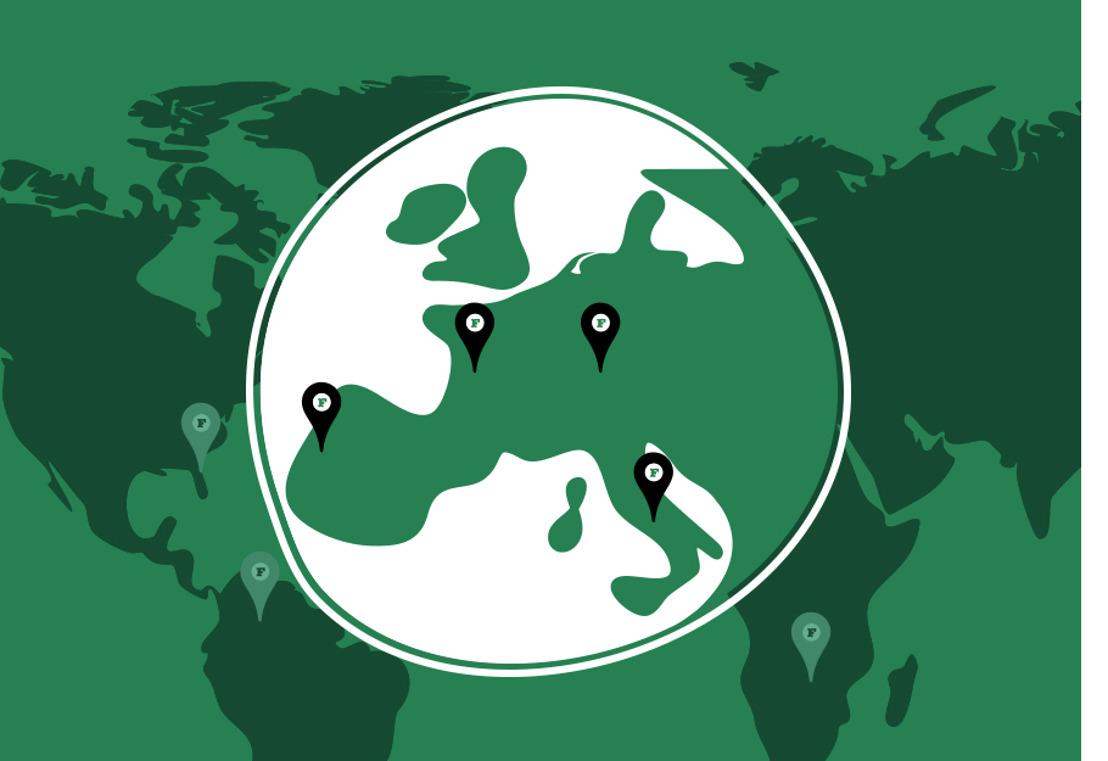 Ferrero steunt onderzoek en ontwikkeling in de hazelnootsector