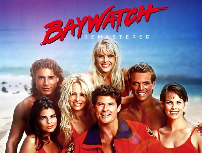 Legendarische tv-serie Baywatch krijgt vanaf morgen op ZES nieuw leven in high definition