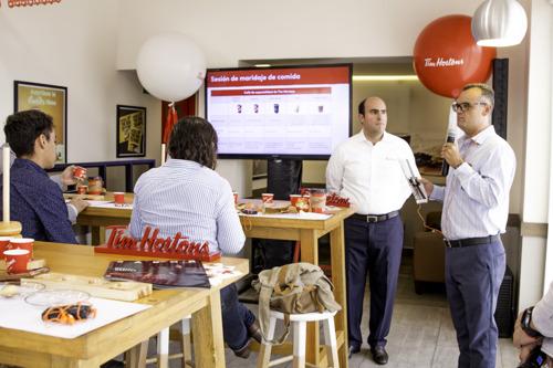 Tim Hortons® comienza a vender café mexicano en sus restaurantes.