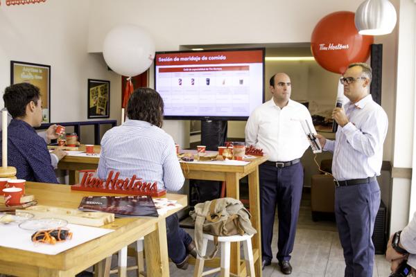 Preview: Tim Hortons® comienza a vender café mexicano en sus restaurantes.