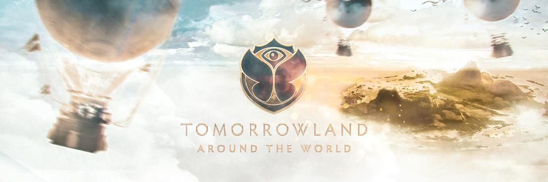TOMORROWLAND - le magnifique spectacle de cirque « Amicorum Spectaculum » s'invite à Tomorrowland Around the World 2021.