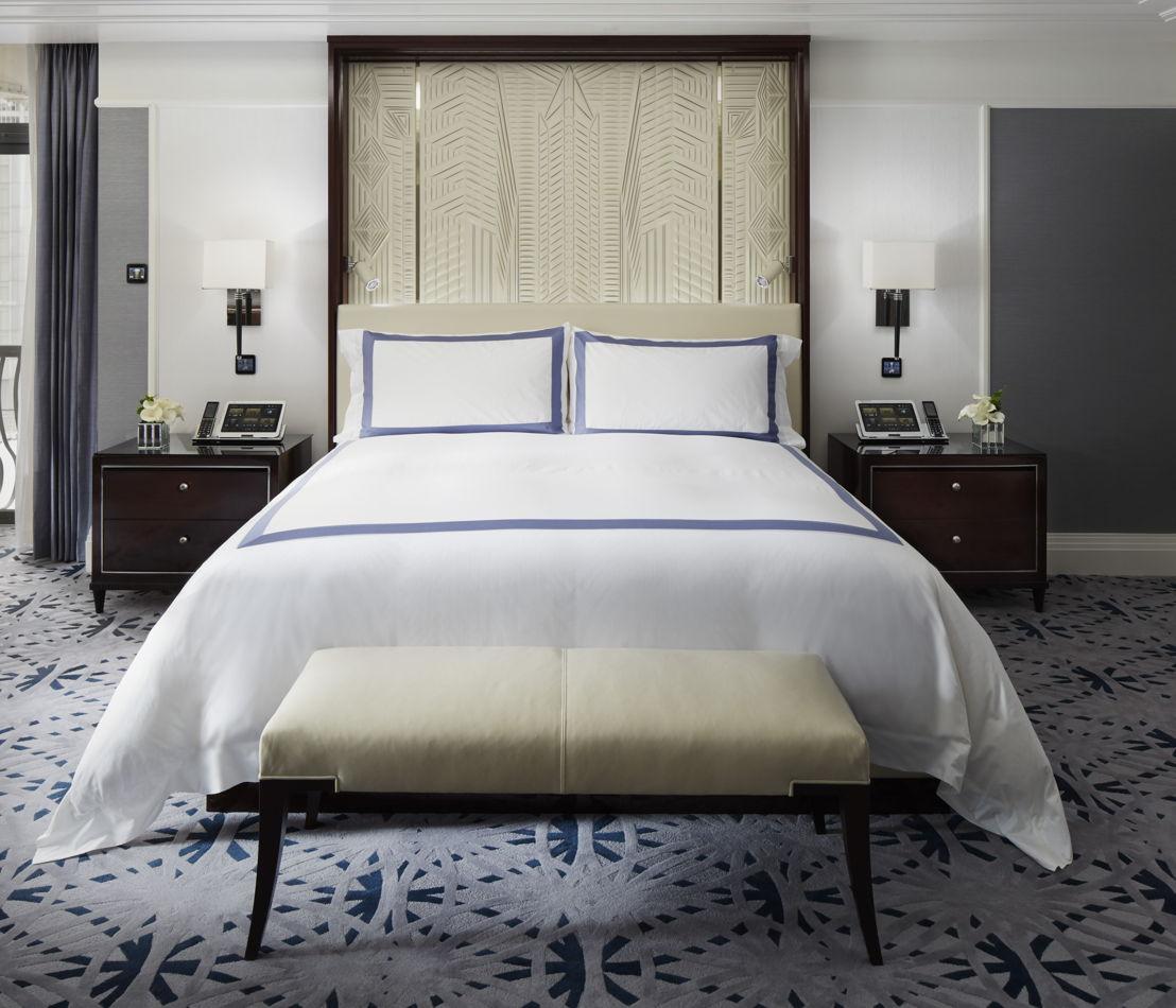 Fifth Avenue Suite Master Bedroom