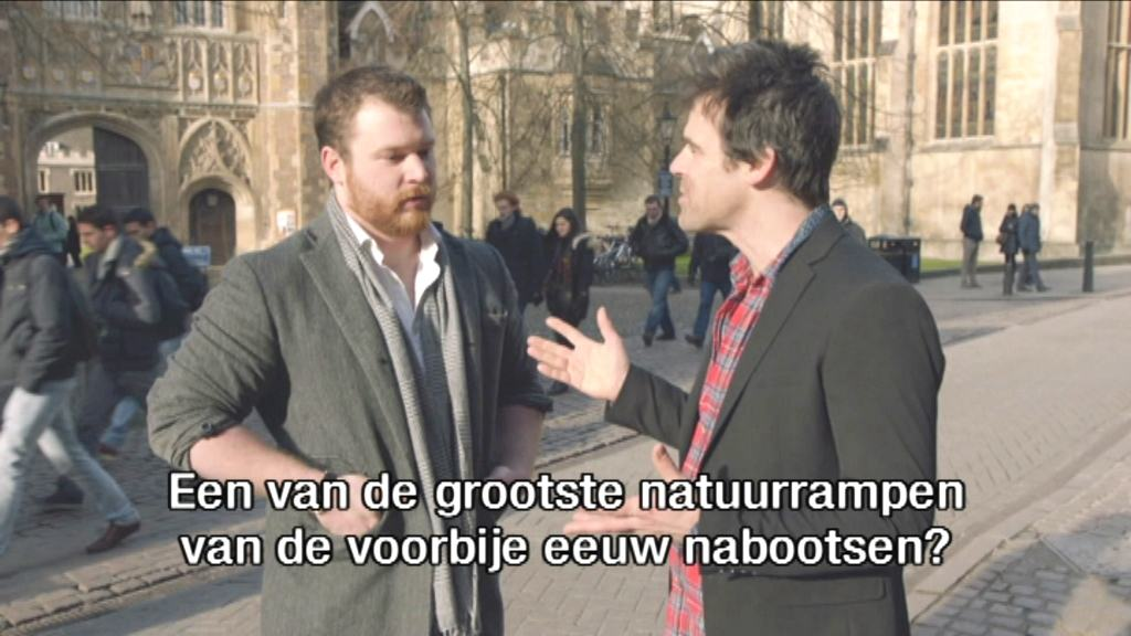 WRDW: Jeroen Buyse en Simon Driscoll - (c) VRT