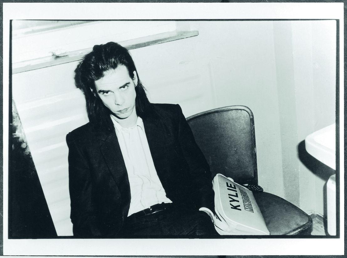Nick Cave, foto archief Beursschouwburg