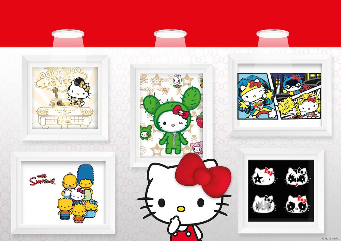 Los 5 mejores co-brandings de Hello Kitty