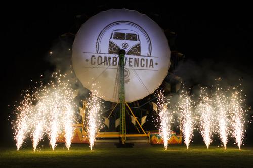 Combivencia 2019: el tributo que Volkswagen Vehículos Comerciales rinde por tercer año consecutivo a la icónica Combi