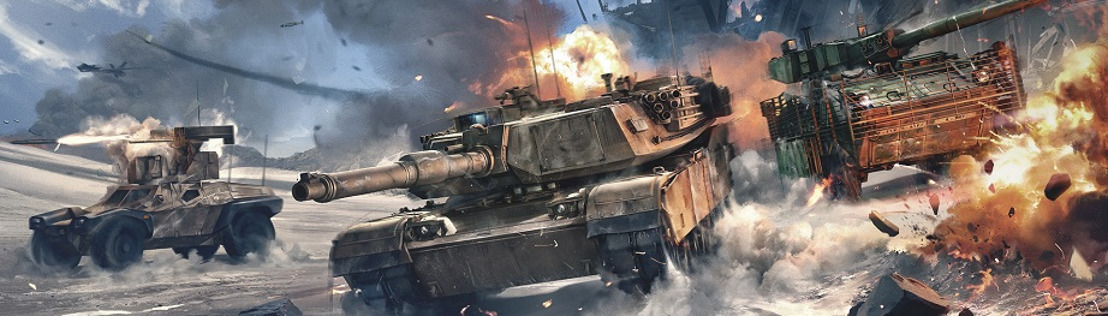ARMORED WARFARE TRACKING TO PLAYSTATION®4, EARLY 2018