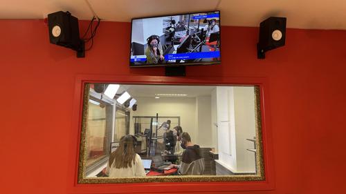 Thomas More start met Visual Radio