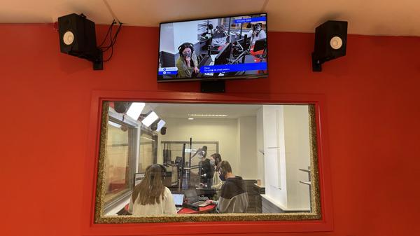 Preview: Thomas More start met Visual Radio