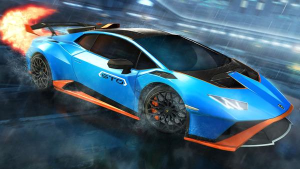 Preview: Psyonix y Automobili Lamborghini anuncian colaboración de Rocket League®