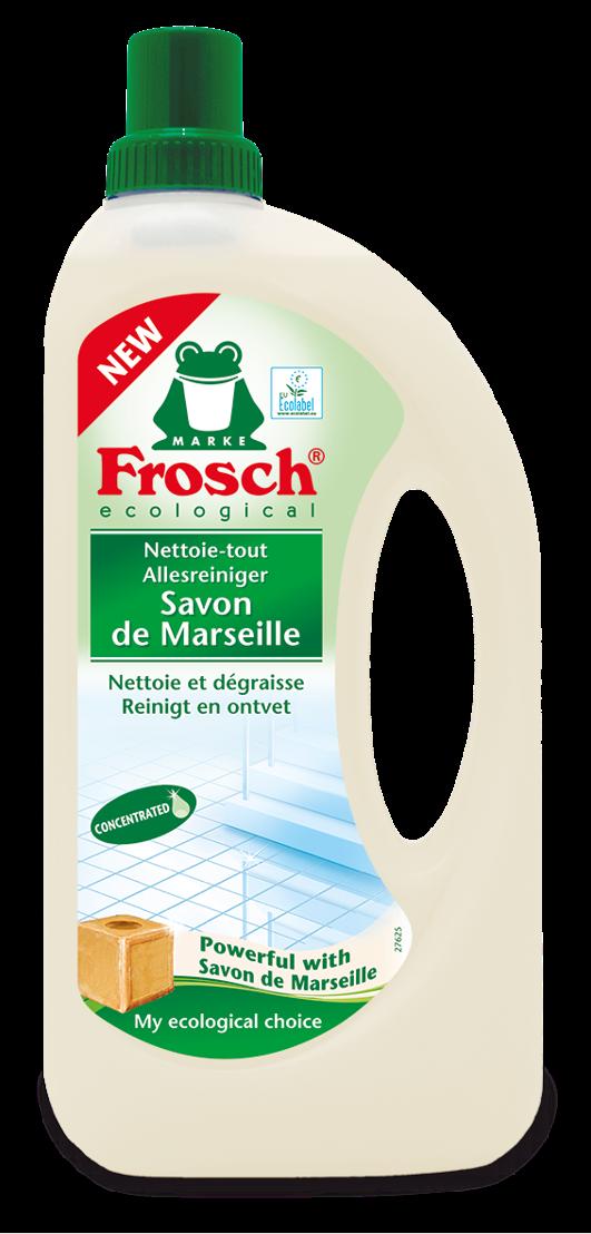 Nettoie-tout <br/>Savon de Marseille