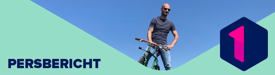 Tom fietst: wielerheld Tom Boonen ontmoet inspirerende mensen die met de fiets de wereld beter maken