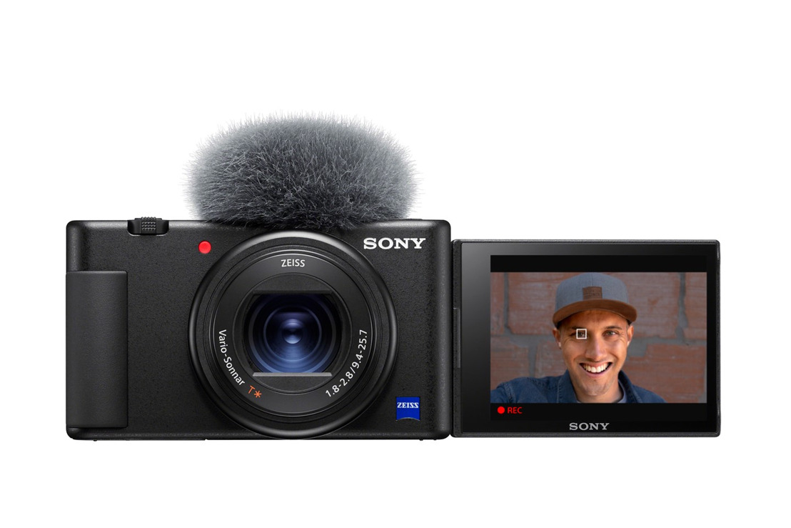 Sony Electronics Introduces the Digital Camera ZV-1, A Newly Designed Camera for Video Content Creators