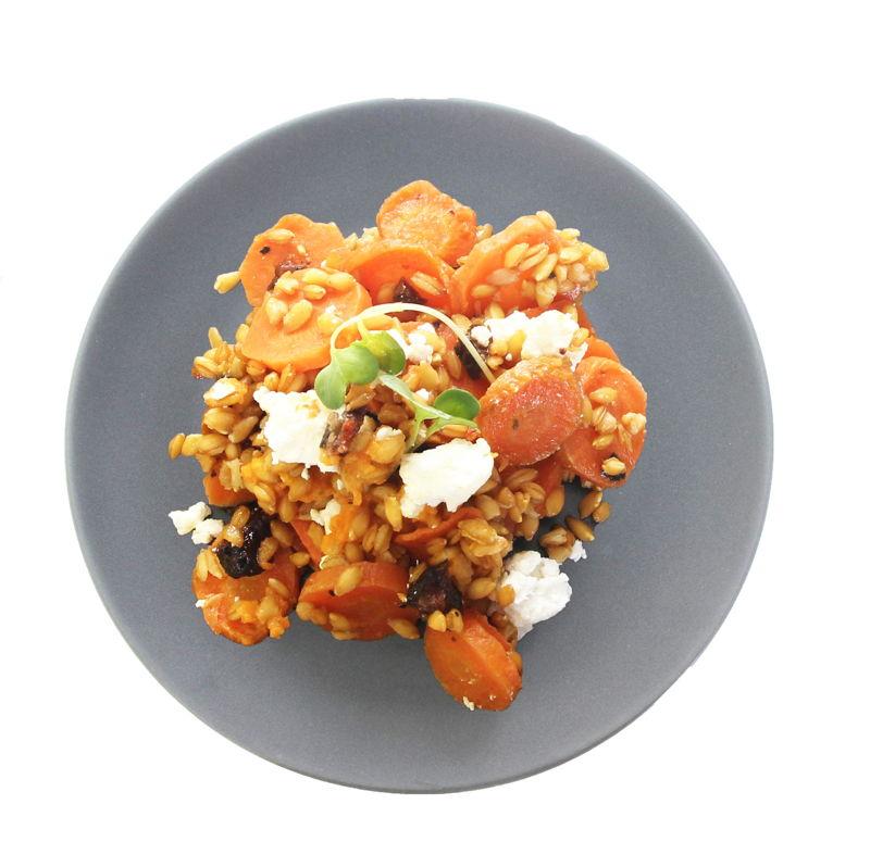 Wortelsalade, nieuwe Flex&Fast maaltijd