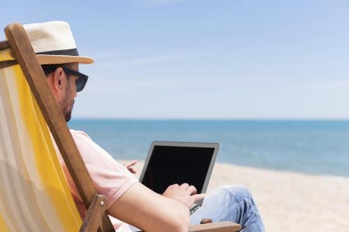 ¿Eres un nómada digital? Consiéntete, viaja y/o trabaja desde estos 4 destinos mexicanos