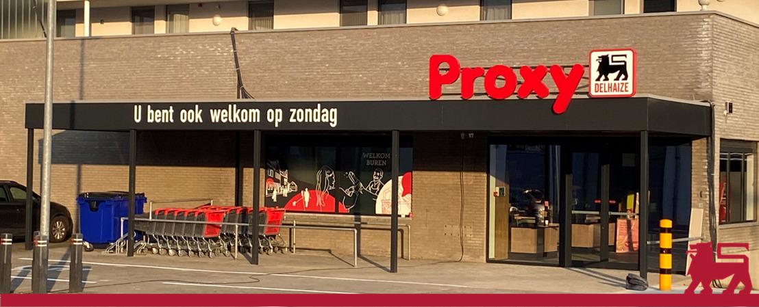 Nieuwe Proxy Delhaize Kortessem opent vandaag haar deuren