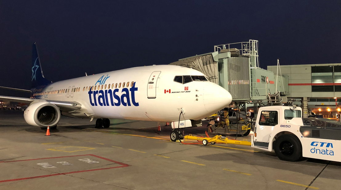 GTA dnata starts a long-term partnership with Air Transat, Canada's leading holiday airline