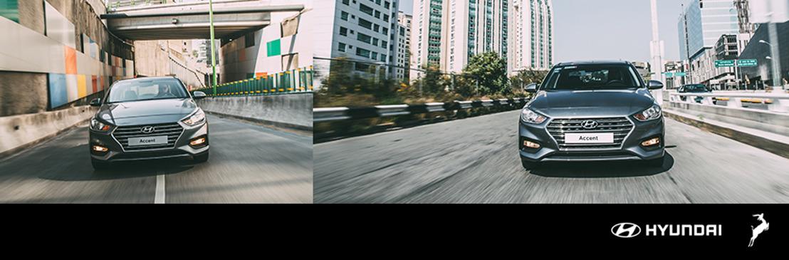Hyundai Accent se consolida como el auto más vendido de la marca en México