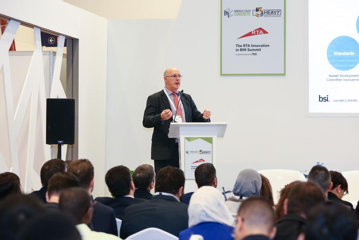 RTA Innovation in BIM Summit 2018