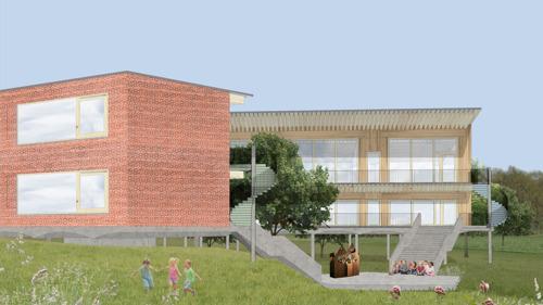 La VGC soutient la construction de la nouvelle école Steiner à Bruxelles