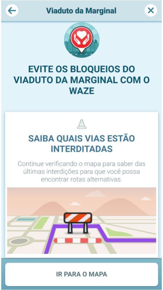 Waze te ajuda a fugir do trânsito em São Paulo