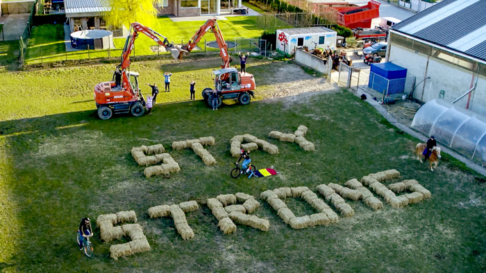 VTM en HLN vliegen samen 'De Ronde tegen Corona' op zondag 5 april 2020