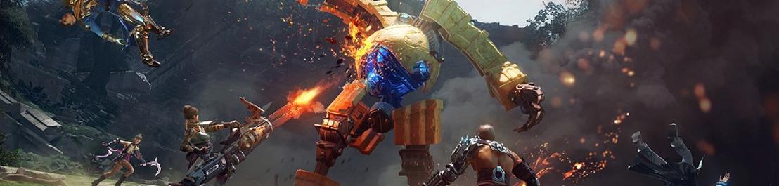 Action-MMO Skyforge ab sofort für PlayStation 4 verfügbar