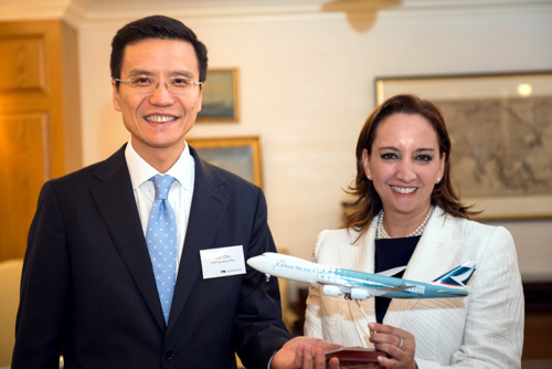Cathay Pacific enters Latin America market for first time with new freighter service to Guadalajara, Mexico