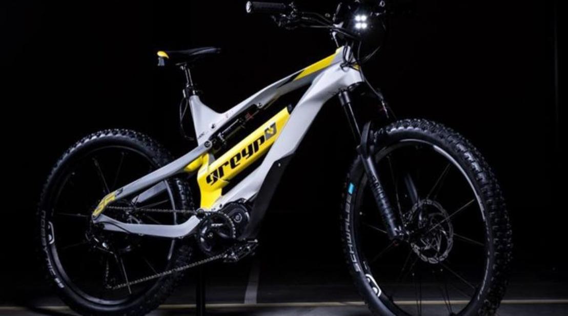 'Smart bike revolution' continues with Greyp's '100% digital' G6 trail bike