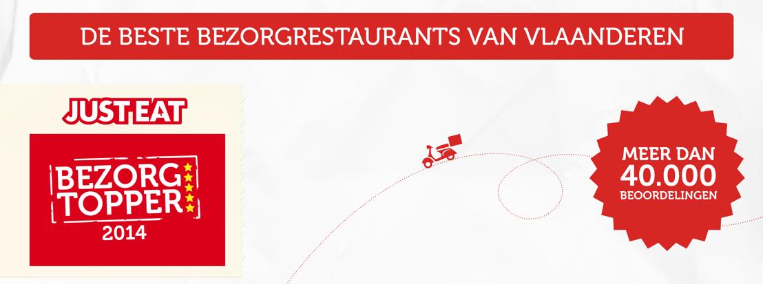 Pizzeria's voeren top beste bezorgrestaurants Oost-Vlaanderen aan