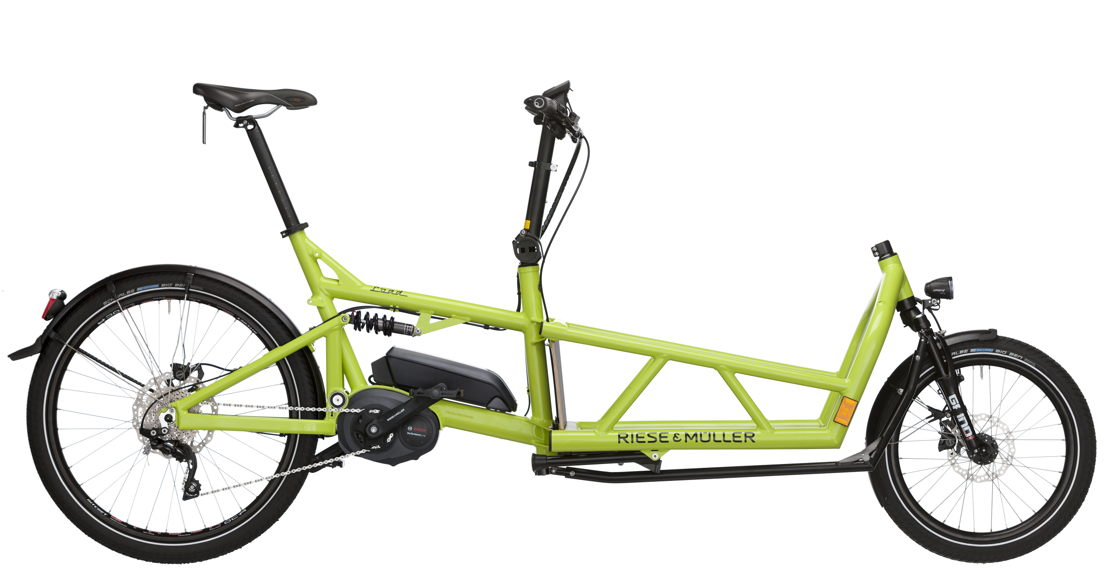 The Load Touring HS Lime