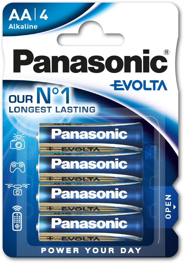 Panasonic Evolta
