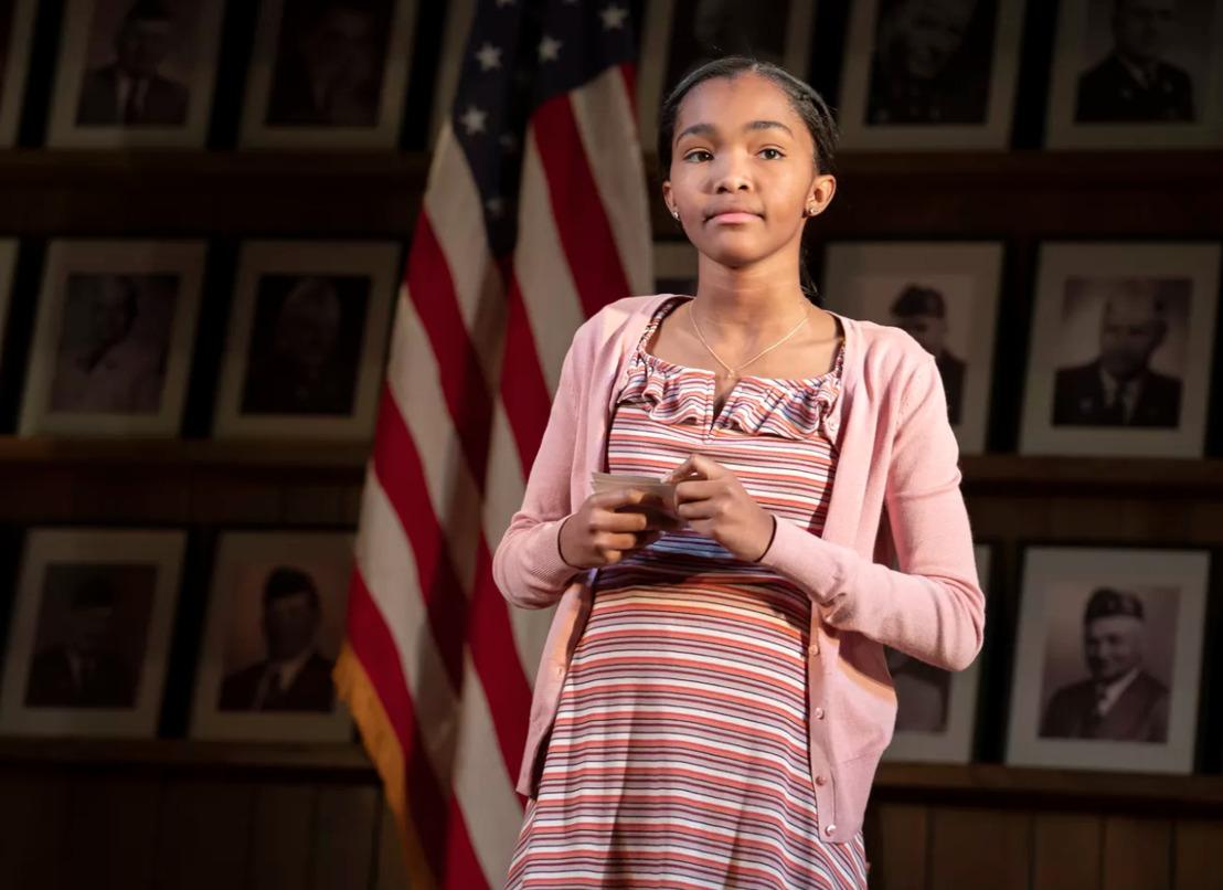 Meet the high school debaters performing on Broadway