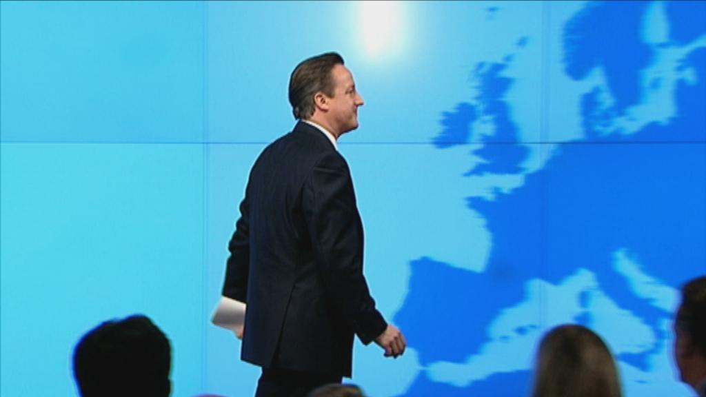 Check-point : Brexit - David Cameron - (c) BBC