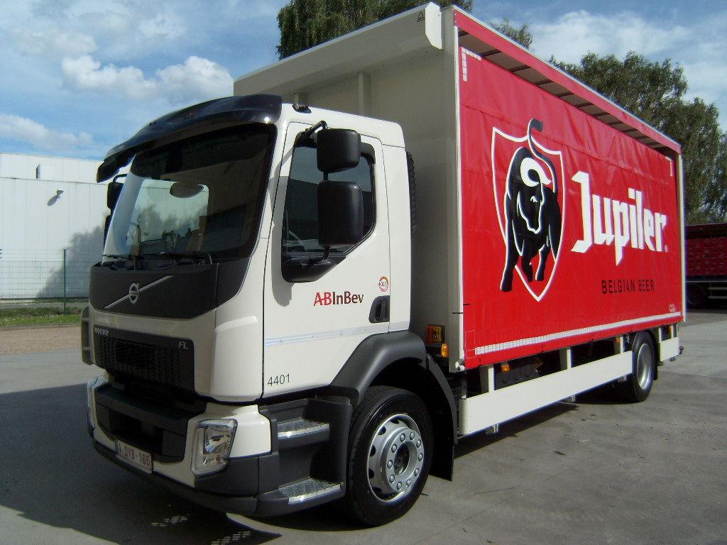 CNG Truck - Jupiler
