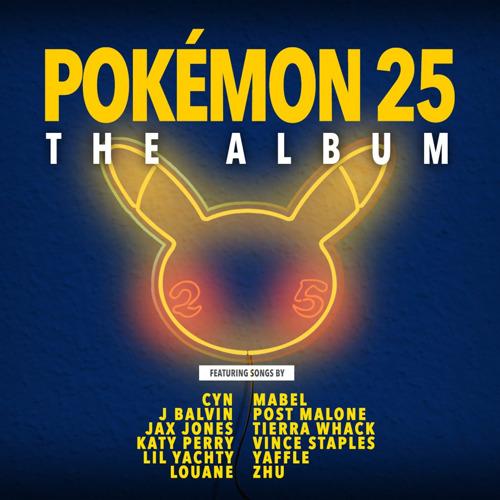 Pokémon 25 : l'album SORT AUJOURD'HUI