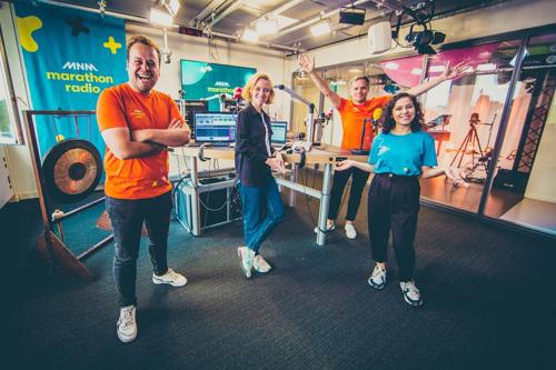 MNM zette tijdens Marathonradio 19 dagen lang alles op alles voor Vlaamse studenten