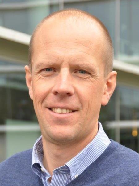Hans Van Laer, marketing manager Group Hugo Ceusters-SCMS