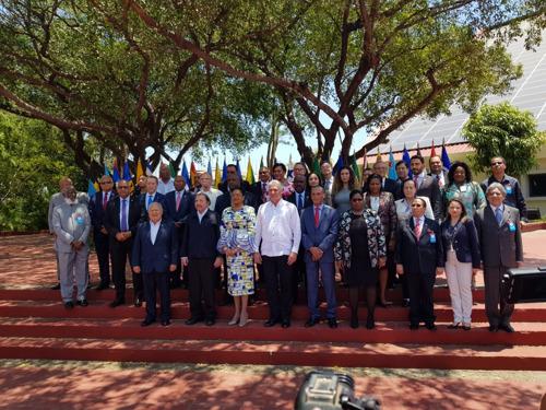 La Martinique a participé au 8ème Sommet de l'Association des Etats de la Caraïbe