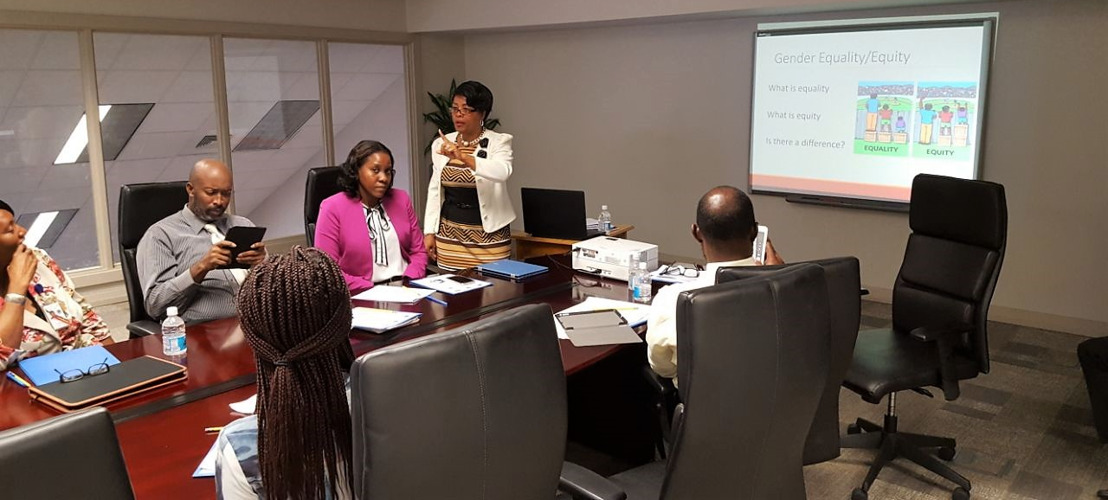 OECS and CDB continue Country Poverty Assessment training