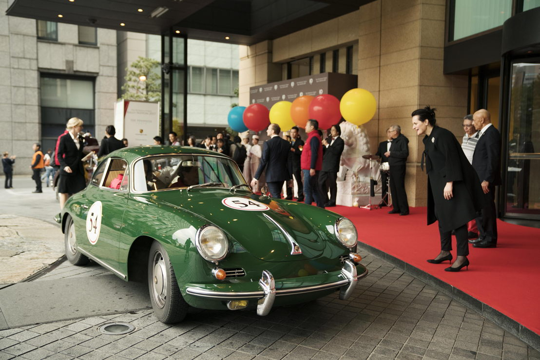 Car model: 1965 Porsche 356C