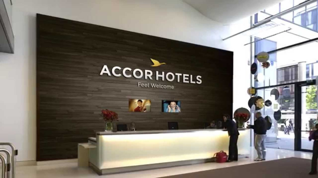 AccorHotels conclut un accord en vue d'acquérir Gekko