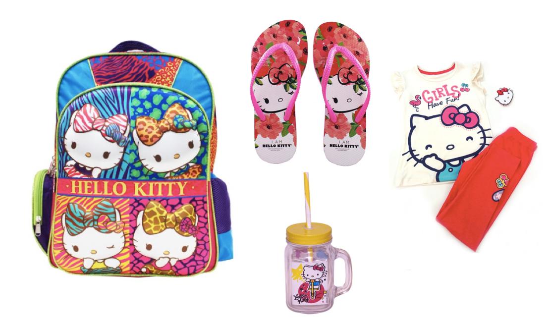 Diviértete este verano con Hello Kitty