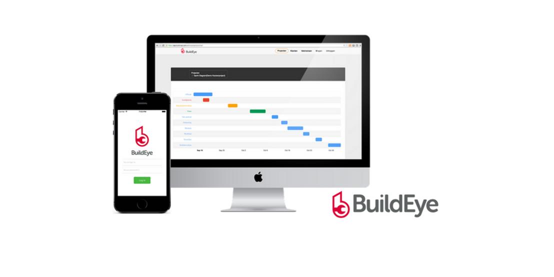 Start-up BuildEye komt sterk uit de steiger met innovatief communicatieplatform voor de bouwsector