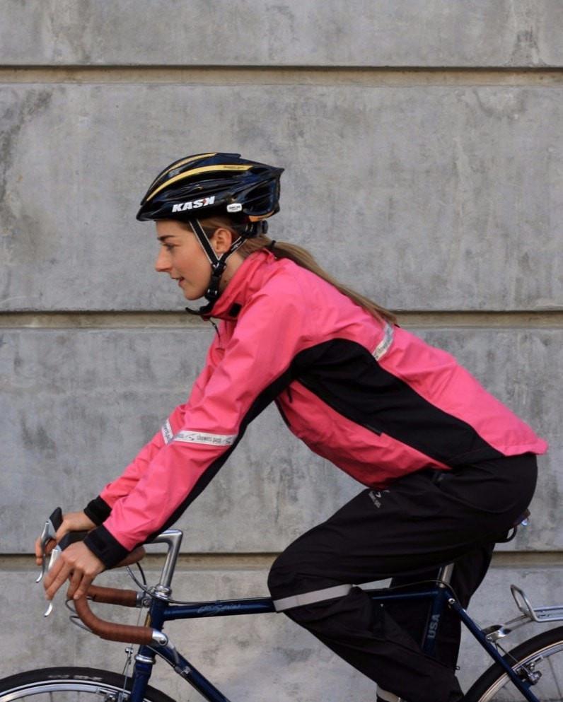 Elite 2.0 Jacket, Electric Rose, lifestyle biking