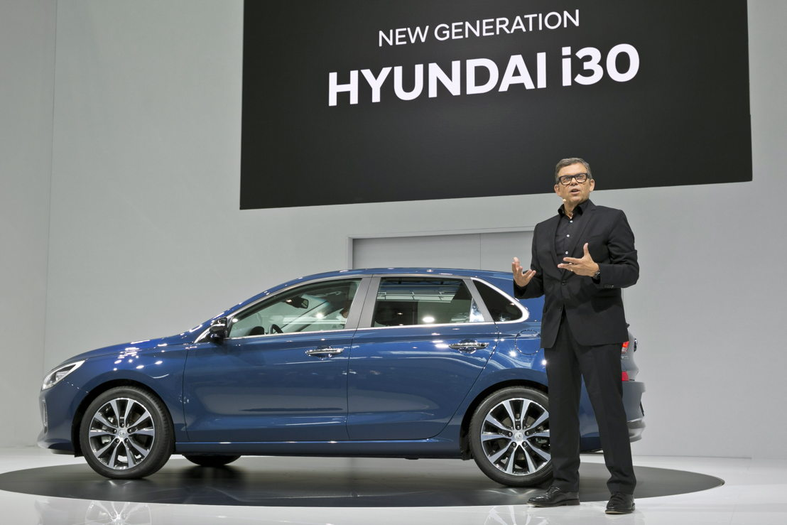 New Generation Hyundai i30 World Premiere