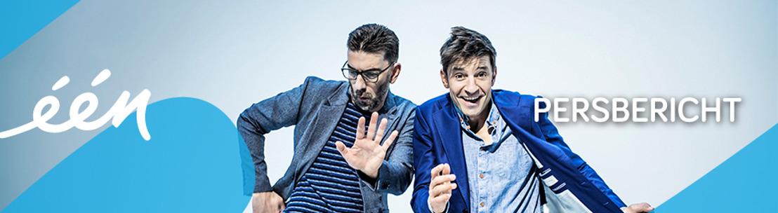 Een van deze zes kandidaten vervangt Kris Wauters tijdens Radio 2 Zomerhit