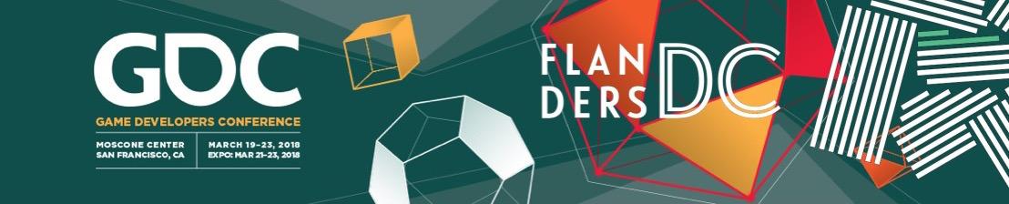 Vlaamse gaming delegatie trekt naar GDC in San Francisco