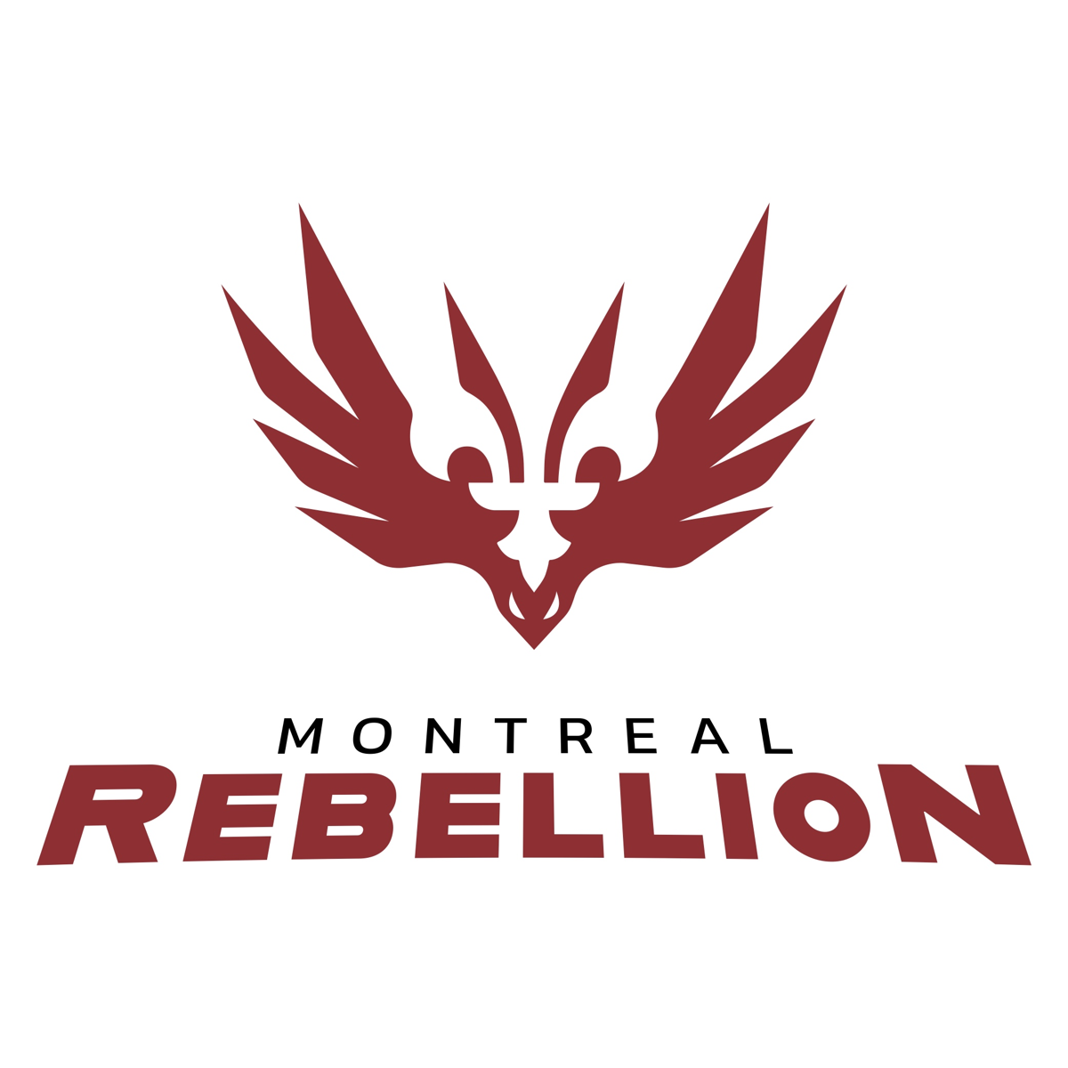 New Montreal Rebellion logo unveiled at media event in Montreal